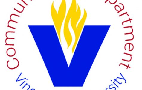 Vincennes University's Communication Department receive new logos created by Paige Easley, graphic design student