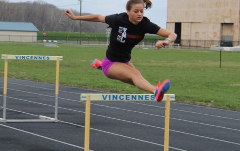 Vincennes University track and field team discusses recent success