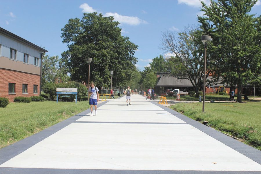 Vincennes University Campus Construction Underway