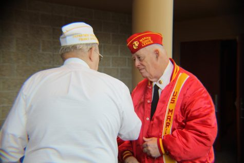 Importance of veterans' stories highlighted at annual program