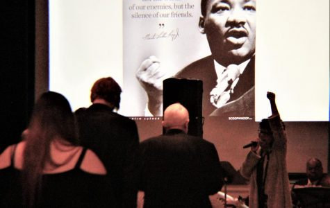 MLK Banquet: Breaking the silence