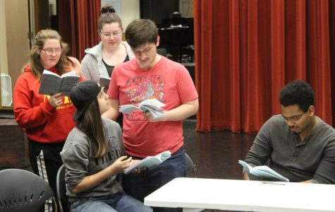 Theatre program brings the story of Anne Frank to the stage