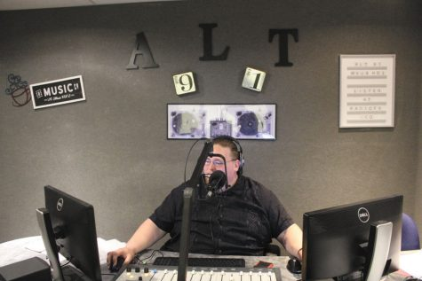 VU's new radio station: ALT 91 now a student-run medium