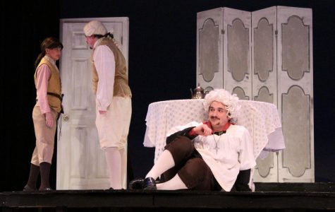 VU's classic French play opens in RSPAC