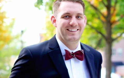 Adam Booher, associate dean for Housing and Residential Life [submitted photo]