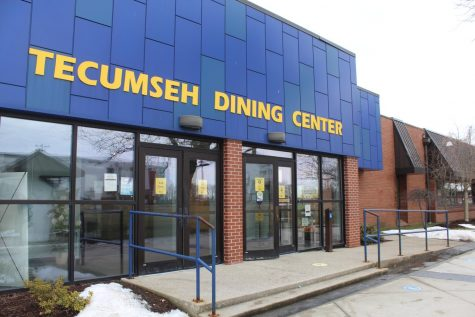 Dining Options: A Look at the Tecumseh Dining Center