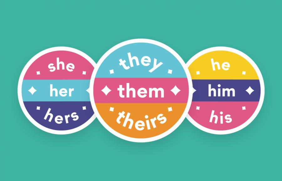 OPINION - Preferred Pronouns: A New Awareness