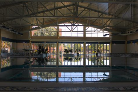 The VU Aquatic Center has remained closed due to a worker shortage.